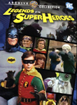 Own Legends Of The Superheroes on DVD !