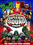 Own Super Hero Squad: Season 1 on DVD !