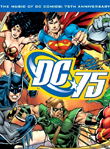 Own Music From DC Comics: 75th Anniverary Collection on CD !