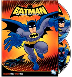 Own Batman: The Brave and the Bold: Season 1, Volume 1 On DVD !
