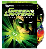 Buy Green Lantern: First Flight On DVD !