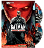 Buy Batman: Under The Red Hood On DVD !