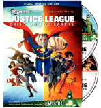 Buy Justice League: Crisis On Two Earths On DVD !