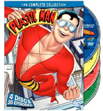 Buy Plastic Man: The Complete Collection On DVD !