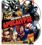 Own Superman: Apocalypse On DVD !