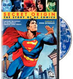 Own Secret Origin: The Story of Dc Comics On DVD !