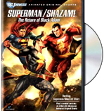 Own Superman/Shazam: Return Of Black Adam On DVD !