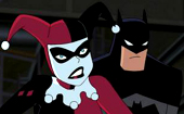 Batman and Harley Quinn!