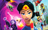 DC Super Hero Girls: Brain Drain!
