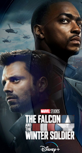 The Falcon And The Winter Soldier!