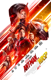 Ant-Man And The Wasp!