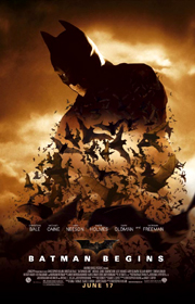 Batman Begins !
