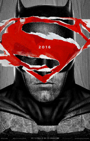 Batman v Superman: Dawn of Justice!