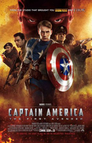 Captain America: The First Avenger!