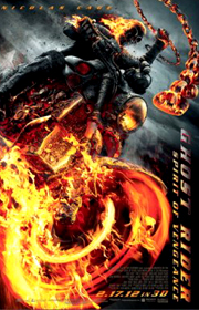 Ghost Rider: Spirit Of Vengeance!