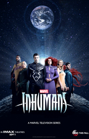 The Inhumans!