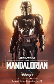 Star Wars: The Mandalorian!