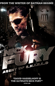 Nick Fury: Agent of S.H.I.E.L.D.!