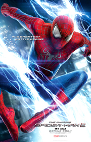 Amazing Spider-Man 2!