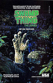 Swamp Thing: The Series !