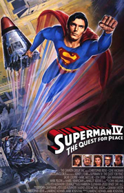 Superman IV: The Quest For Peace!