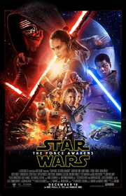 Star Wars VII: The Force Awakens!