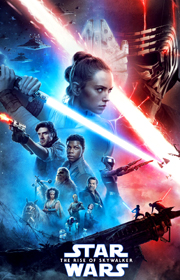 Star Wars Episode IX: The Rise Of Skywalker!