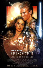 Star Wars Episode II: Attack of the Clones!