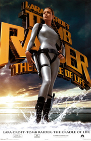 Tomb Raider: The Cradle of Life!