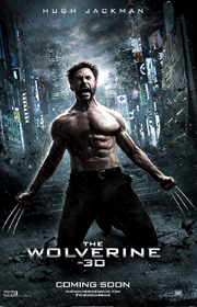 The Wolverine!