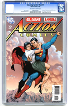 Action Comics Annual No. 10
