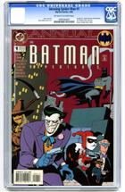 Batman Adventures Annual No. 1