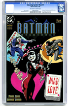 Batman Adventures: Mad Love No. 1