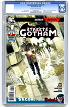 Batman: Streets of Gotham No. 1
