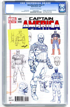 Captain America No. 001