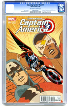 Captain America: Sam Wilson No. 1