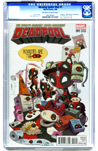 Deadpool No. 1