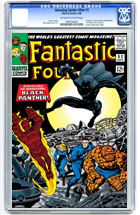 Fantastic Four No. 52