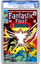 Fantastic Four No. 53