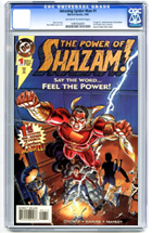 Power of Shazam No. 1