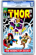 Mighty Thor No. 129